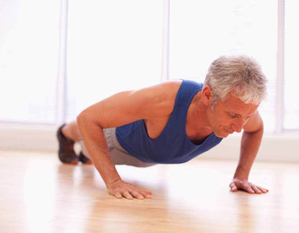 Exercise can improve mens sexual health