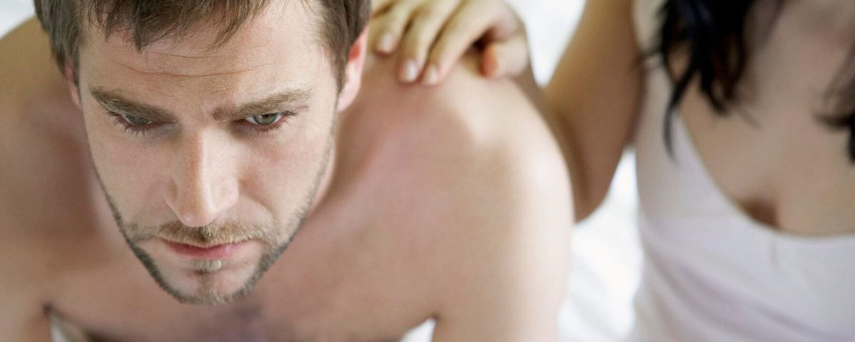 Has the man in your life lost his desire for sex?